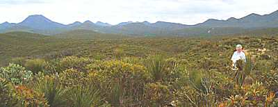 Stirling Ranges with Glenyce