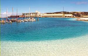 Esperance Boat Harbour and wharves