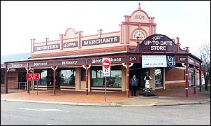 """up to date store"" from q920s in Coolamon now an extensive museum"