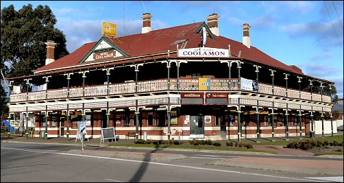 new hotel coolamon